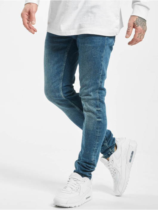 Only & Sons Skinny Jeans onsWarp Washed Noos blue