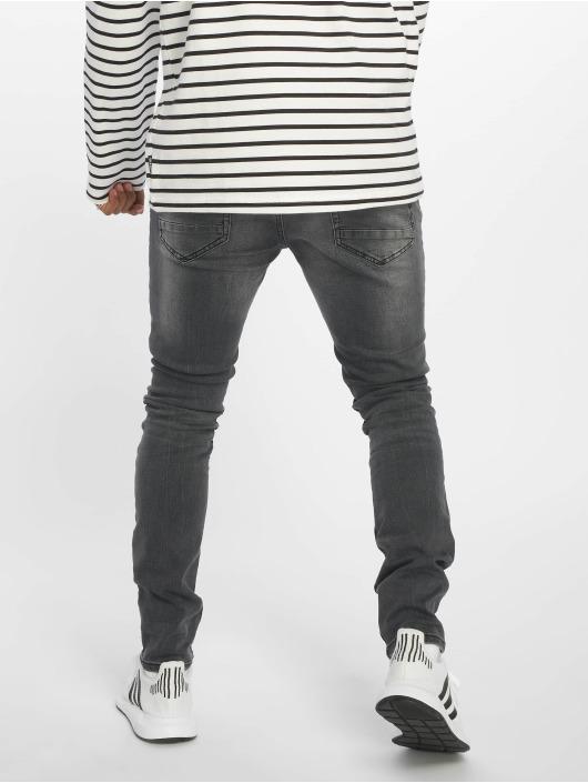 Only & Sons Skinny Jeans onsWarp2051 grau