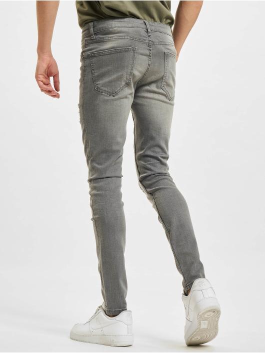 Only & Sons Skinny Jeans Onswarp Life ST 9808 grau