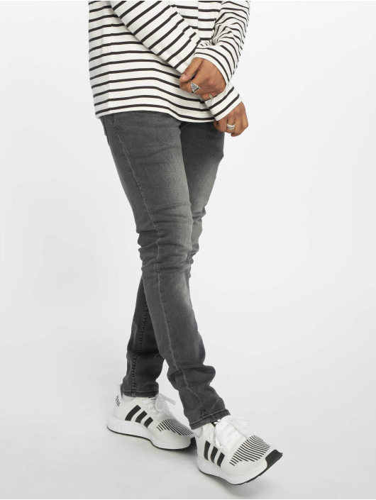 Only & Sons Skinny Jeans onsWarp2051 gray