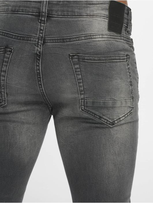 Only & Sons Skinny Jeans onsWarp2051 grey