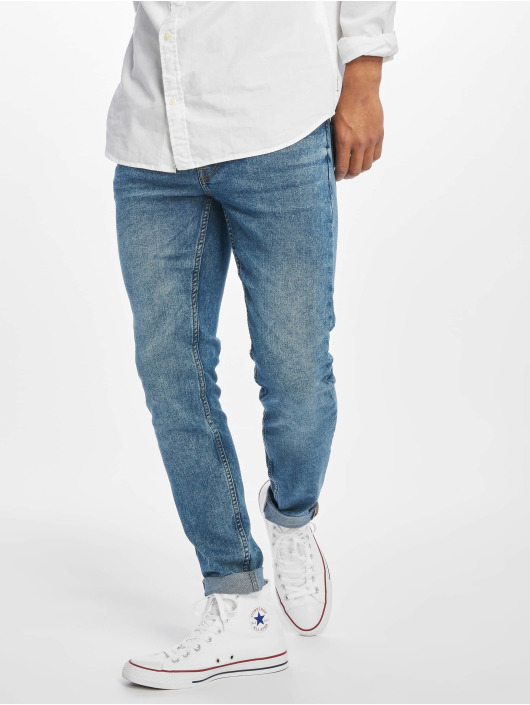 Only & Sons Skinny Jeans onsWarp modrý