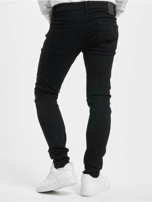 Only & Sons Skinny Jeans onsWarp Life Knecut schwarz