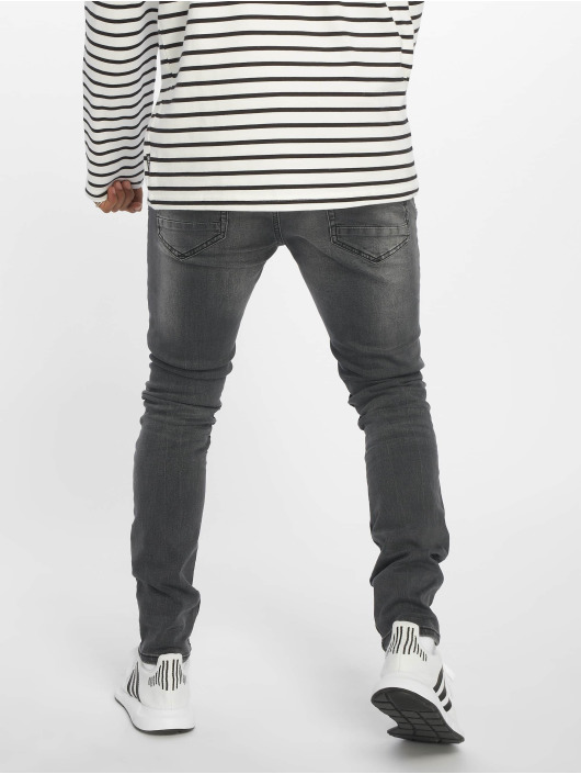 Only & Sons Skinny Jeans onsWarp2051 szary