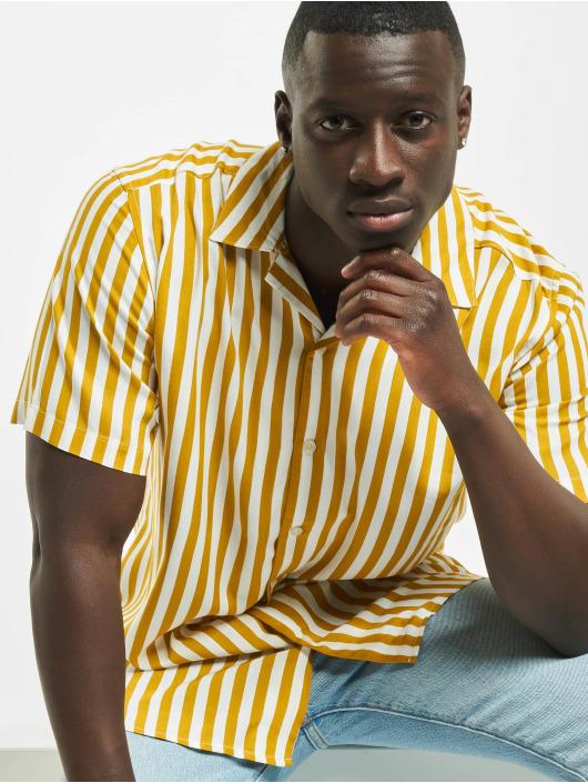 Only & Sons Skjorter onsWayne Striped Viscose Noos beige