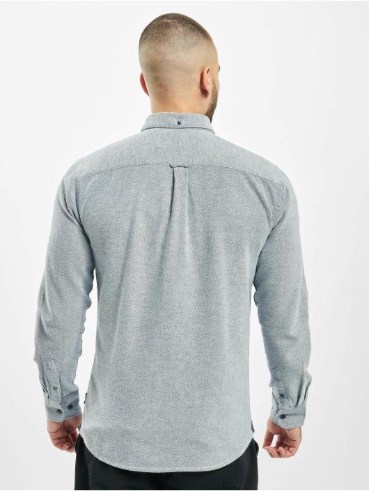 Only & Sons Skjorter onsMike Brushed Twill blå