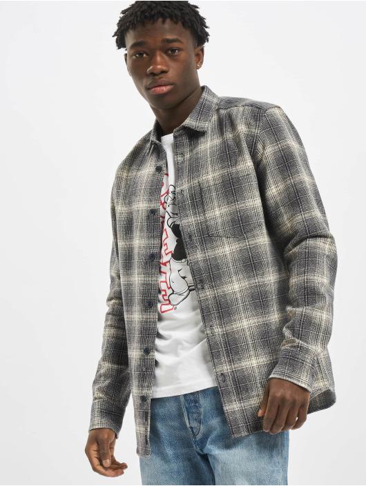 Only & Sons Skjorter onsOconnor NV Regular Heavy blå