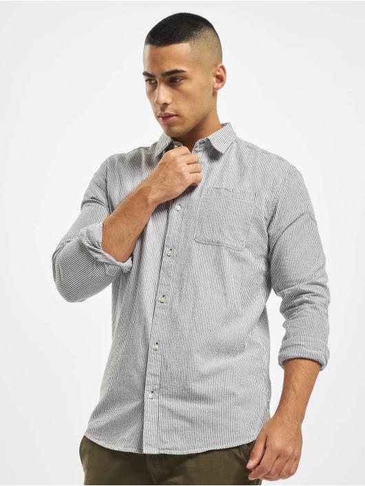 Only & Sons Skjorter onsDavid Stripe Seersucker blå