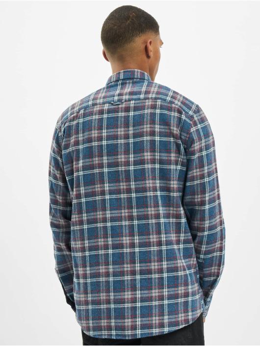 Only & Sons Skjorter onsBobby Washed Yd Check blå