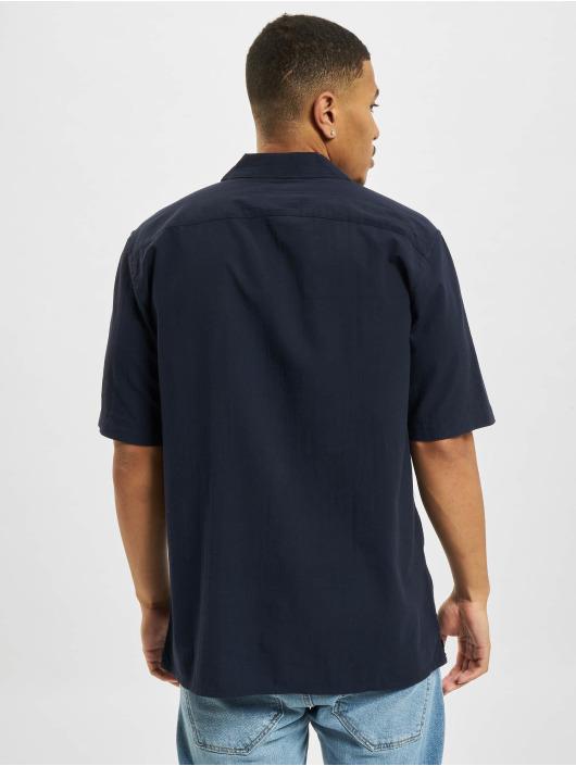Only & Sons Skjorter Ons Steve Life Seersucker REG blå