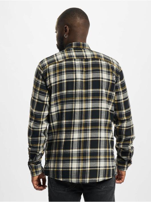 Only & Sons Skjorter Onssimon Checked Flannel blå