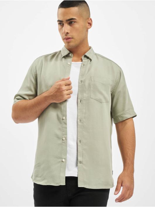 Only & Sons Skjorter onsAtlas Life Dyed Tencel grøn