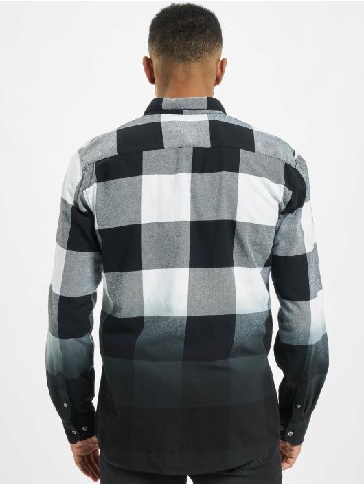 Only & Sons Skjorter onsFreddy Dip Dye svart