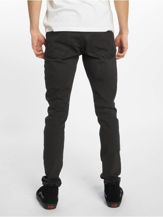 Only & Sons Slim Fit Jeans WF Loom PK 2816 EXP èierna
