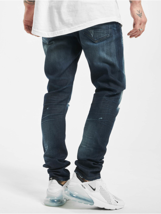 Only & Sons Slim Fit Jeans onsLoom Dark Washed Noos синий