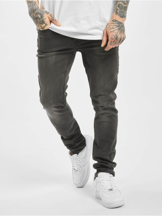 Only & Sons Slim Fit Jeans onsLoom SW Black Noos черный