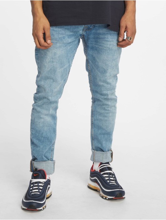 Only & Sons Slim Fit Jeans onsSpun Washed 2049 blå