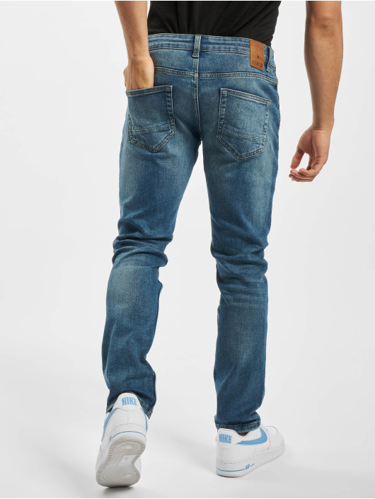 Only & Sons Slim Fit Jeans onsWeft blå