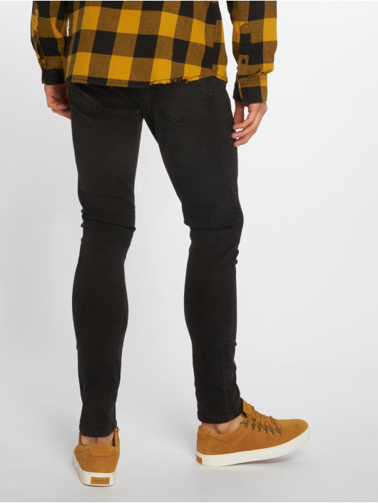 Only & Sons Slim Fit Jeans onsSpun Washed Pk 1458 black