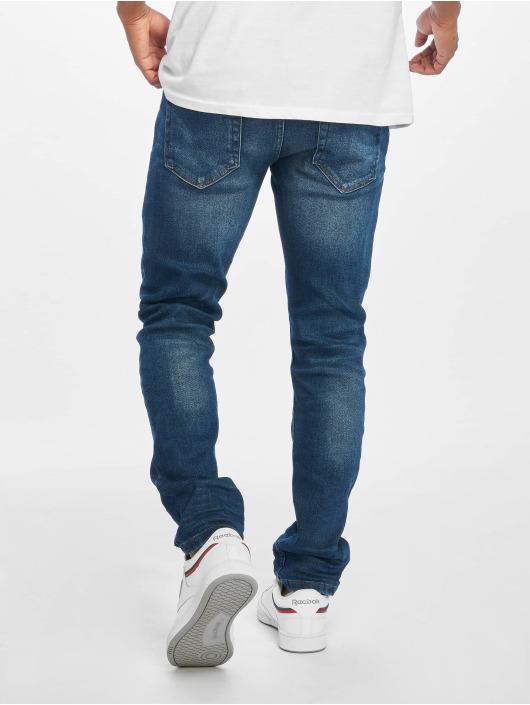 Only & Sons Slim Fit Jeans onsLoom Washed blau