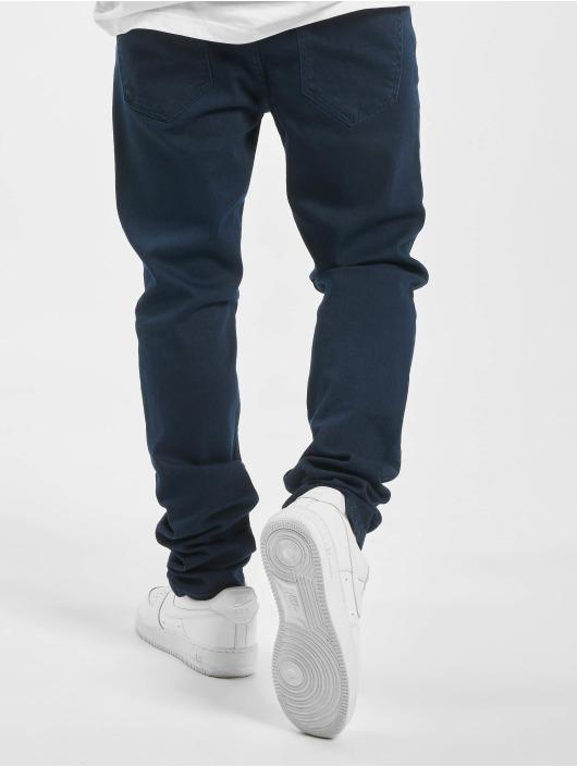 Only & Sons Slim Fit Jeans onsLoom Dark Blue blau