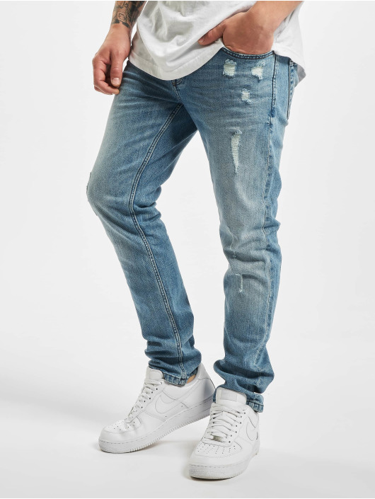 Only & Sons Slim Fit Jeans onsLoom Slim Can L Noos blau