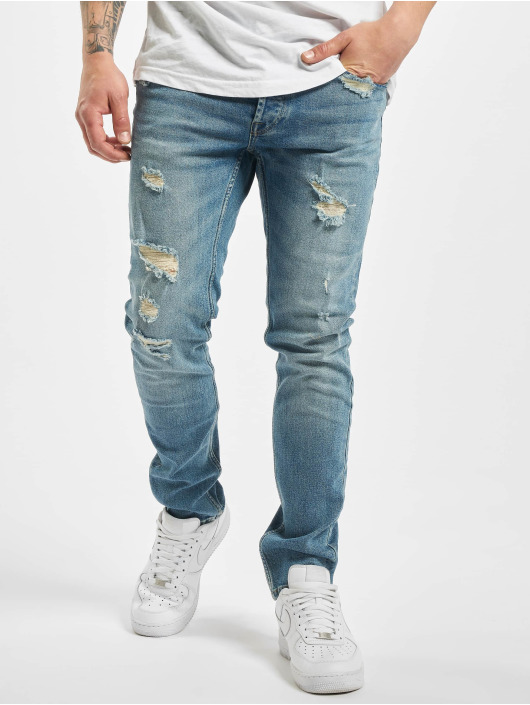 Only & Sons Slim Fit Jeans onsLoom L Blue Pk 6563 blau
