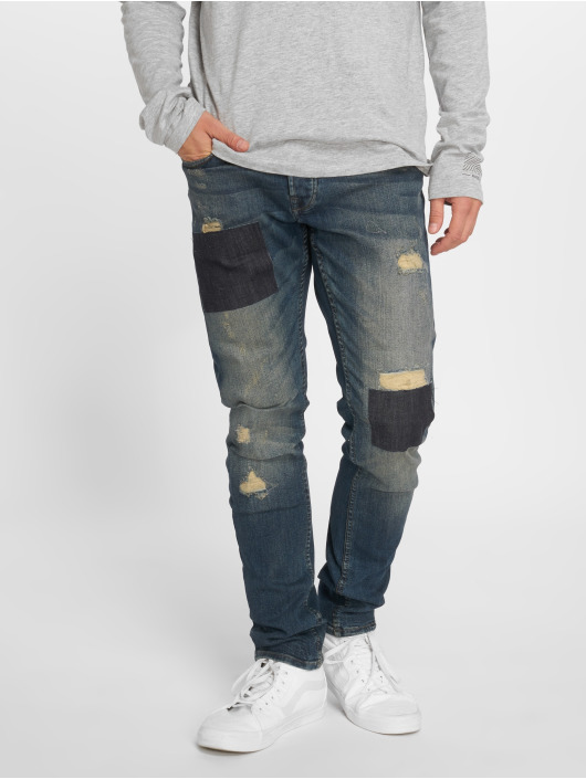Only & Sons Slim Fit Jeans onsLoom Patch blue