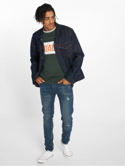 Only & Sons Slim Fit Jeans onsSpun Jog Damage blue