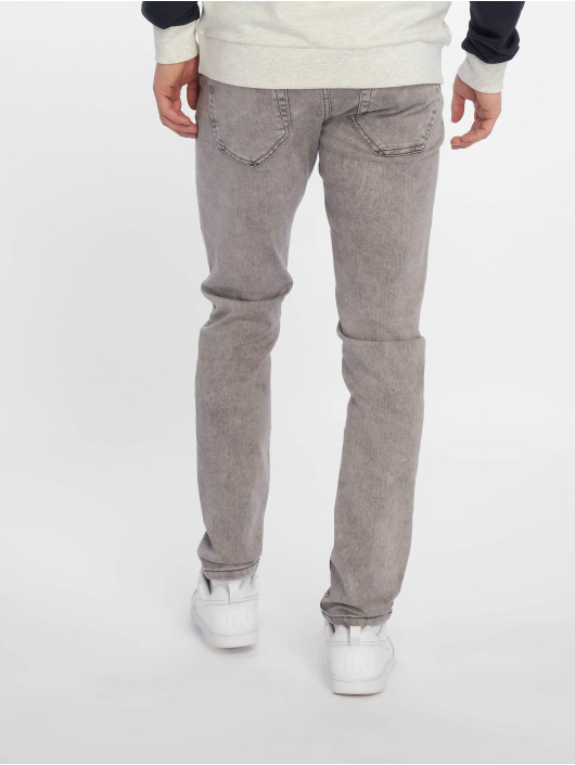 Only & Sons Slim Fit Jeans WF Loom PK 2818 EXP grau