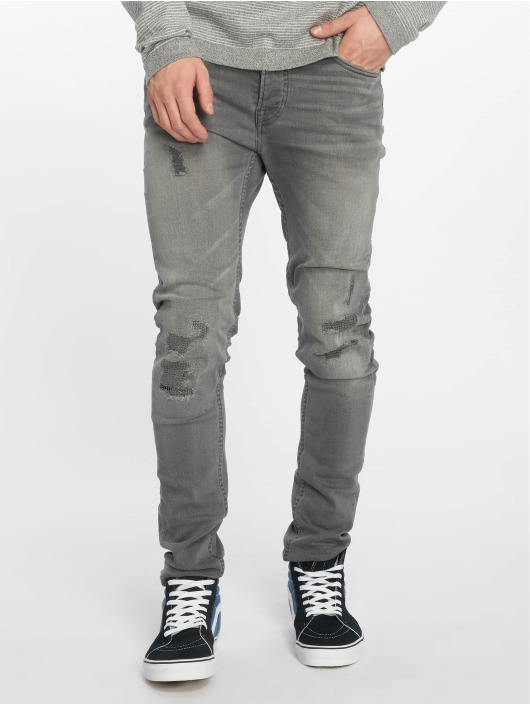 Only & Sons Slim Fit Jeans onsSpun gray