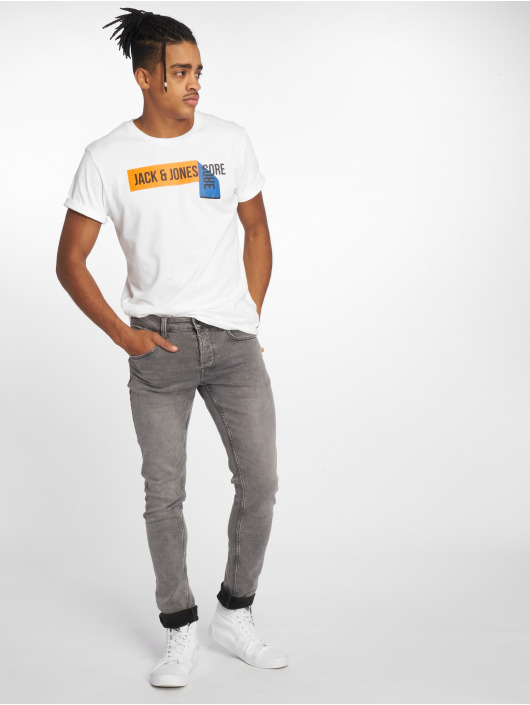 Only & Sons Slim Fit Jeans Onsloom Grey Jog Pk 1444 grey