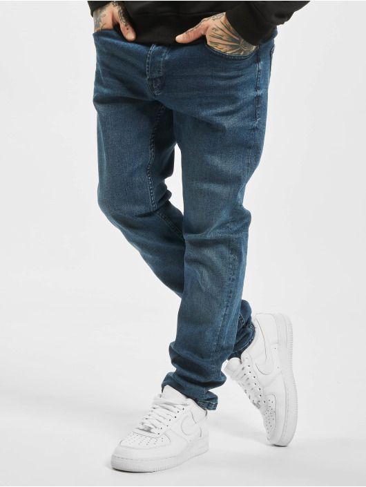 Only & Sons Slim Fit Jeans onsLoom Washed Pk 4338 modrá