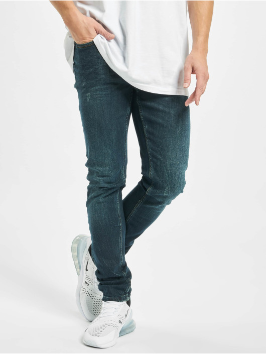 Only & Sons Slim Fit Jeans onsLoom modrá