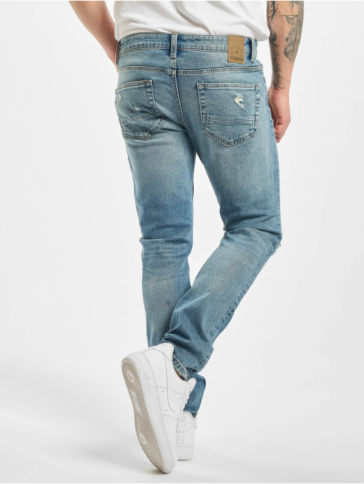 Only & Sons Slim Fit Jeans onsLoom L Blue Pk 6563 modrá