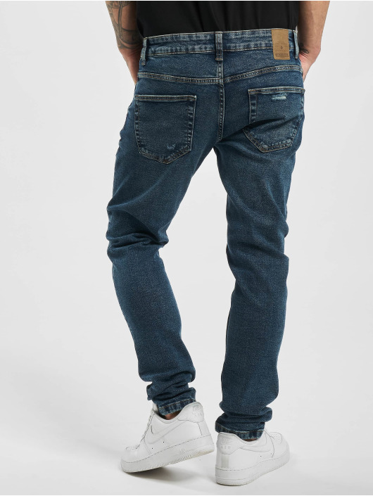 Only & Sons Slim Fit Jeans onsLoom Life modrá