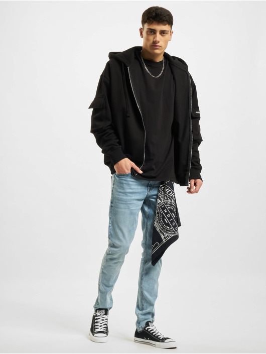 Only & Sons Slim Fit Jeans Ons Loom Life PK 9570 modrá