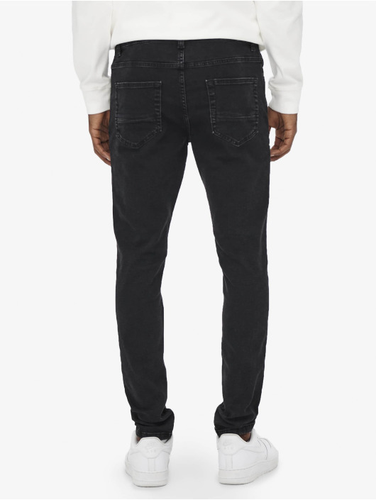 Only & Sons Slim Fit Jeans Onsdraper nero