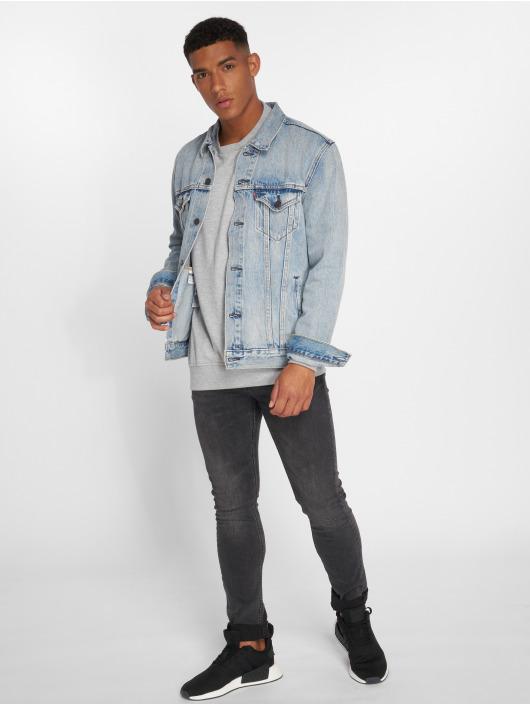 Only & Sons Slim Fit Jeans onsLoom Washed schwarz