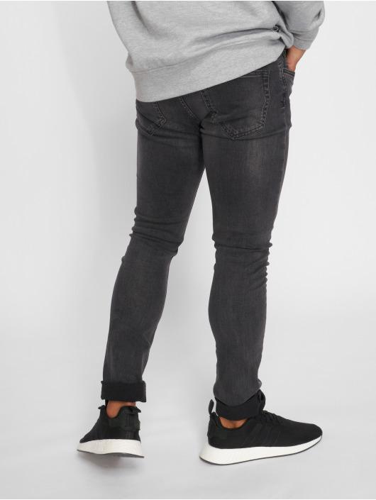 Only & Sons Slim Fit Jeans onsLoom Washed svart