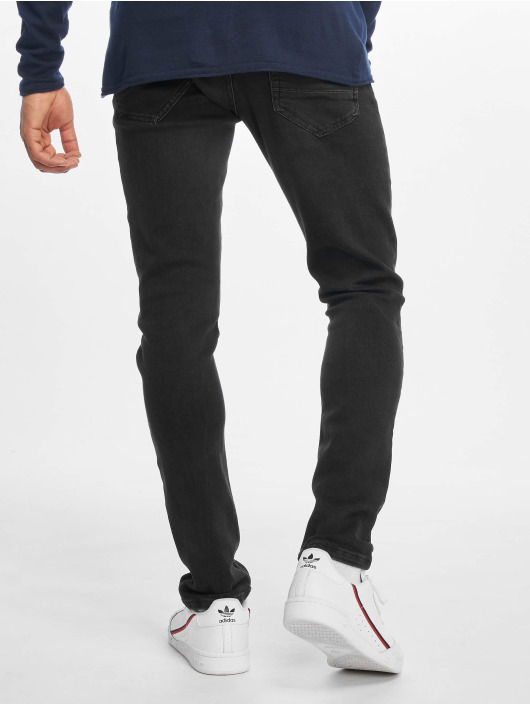 Only & Sons Slim Fit Jeans onsSpun svart
