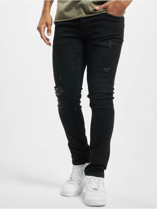 Only & Sons Slim Fit Jeans onsLoom Life DCC 7106 svart