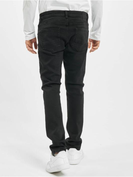 Only & Sons Slim Fit Jeans onsLoom Life Washed svart
