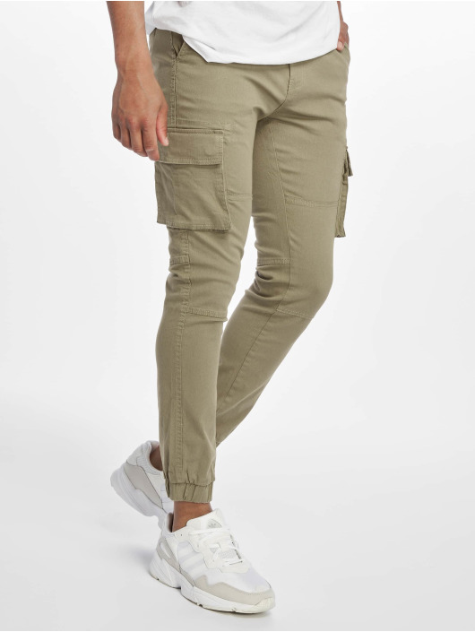 Only & Sons Spodnie Chino/Cargo Onsstage szary