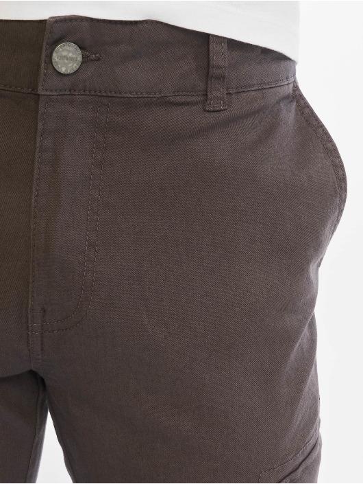 Only & Sons Spodnie Chino/Cargo Onsstage Cuff Mj 1441 szary