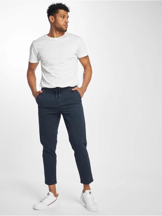 Only & Sons Spodnie wizytowe onsLeo niebieski