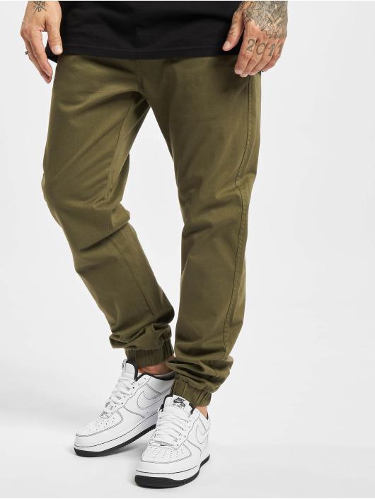 Only & Sons Spodnie wizytowe Onscam Aged Cuff PG 9626 oliwkowy