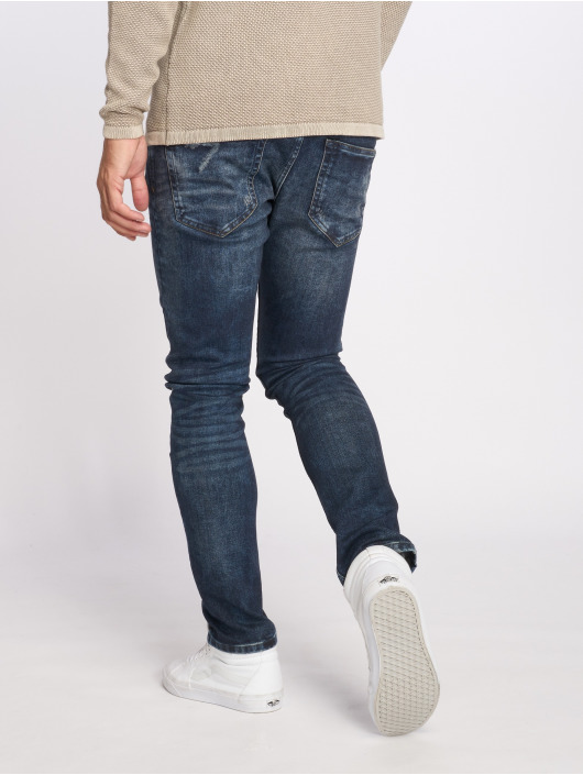 Only & Sons Straight Fit Jeans onsWeft Dcc 0462 blå
