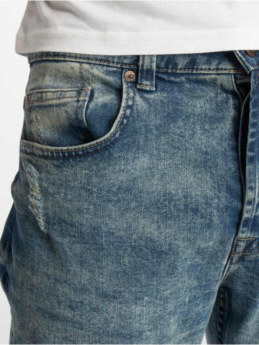 Only & Sons Straight Fit Jeans onsAged Washed Pk 0439 blå