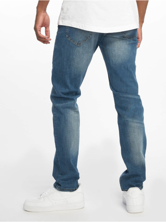 Only & Sons Straight Fit Jeans onsWeft Washed blå